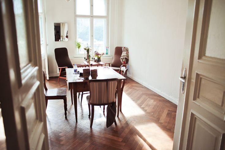 Freunde von Freunden — Malin Elmlid — Fashion Consultant and Baker, Apartment, Berlin-Prenzlauer Berg — http://www.freundevonfreunden.com/interviews/malin-elmlid/