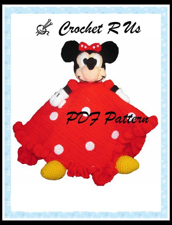 Instant PDF crochet pattern Crochet Mouse Hat by LauriesCrochetRUs