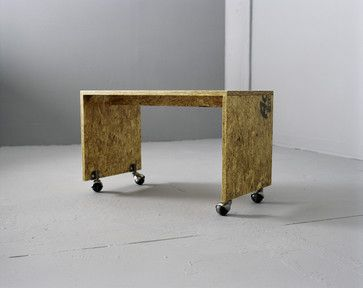 Flat-Pack Furniture from House Port contemporary side tables and accent tables