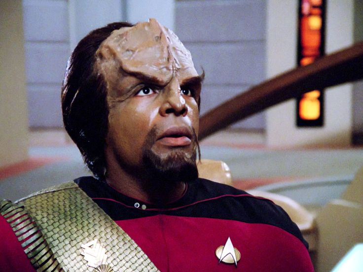 18 Klingon Phrases for Everyday Life Get ready to trill your R's and choke on your G's.