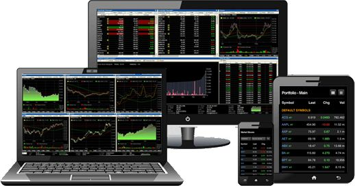Stock Quotes and Market Data Provider > QuoteMedia