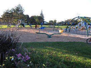 Martingrove Gardens Park