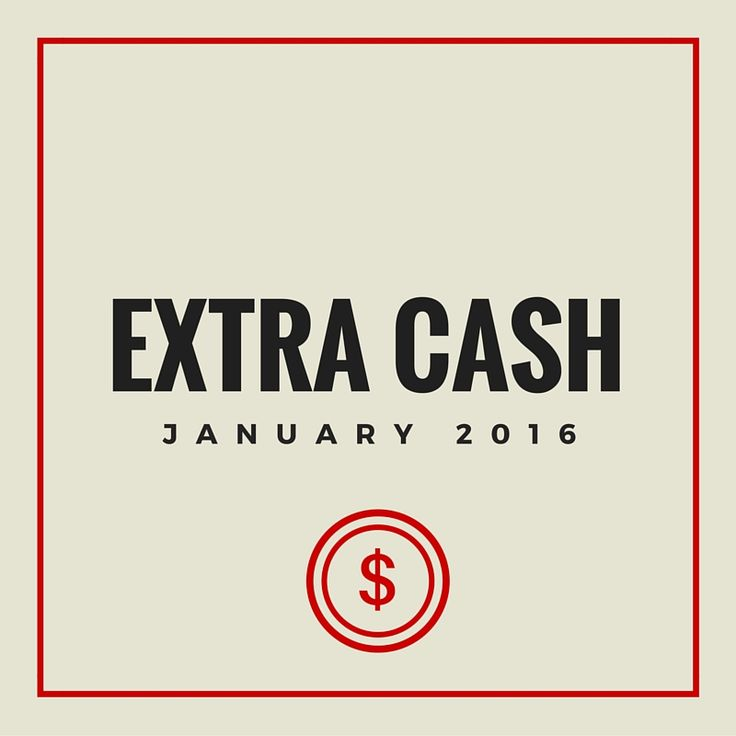 How I made an extra $574.39 from home in Canada