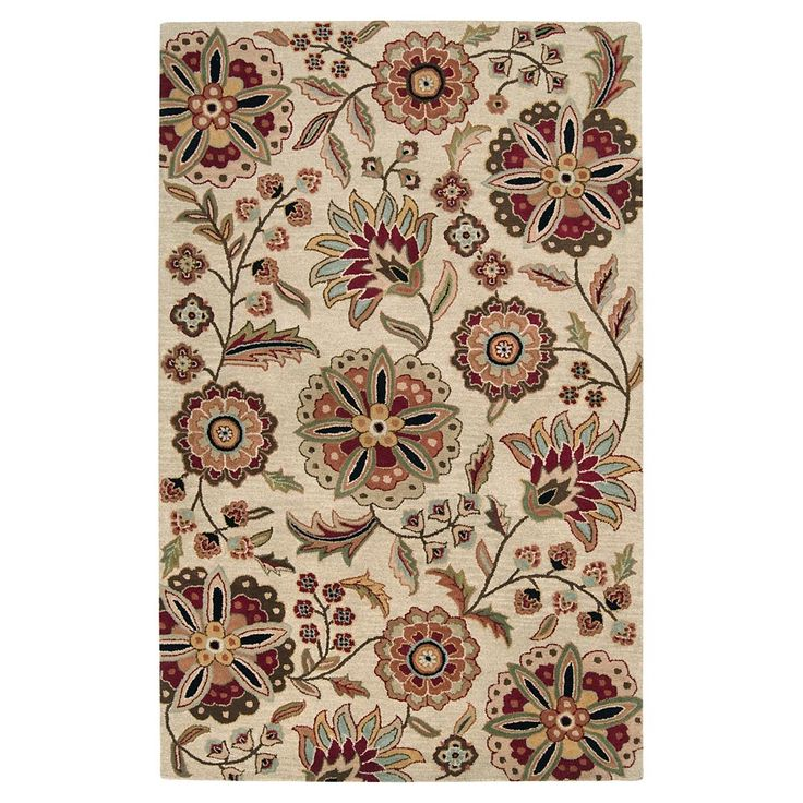 athena floral area rugs