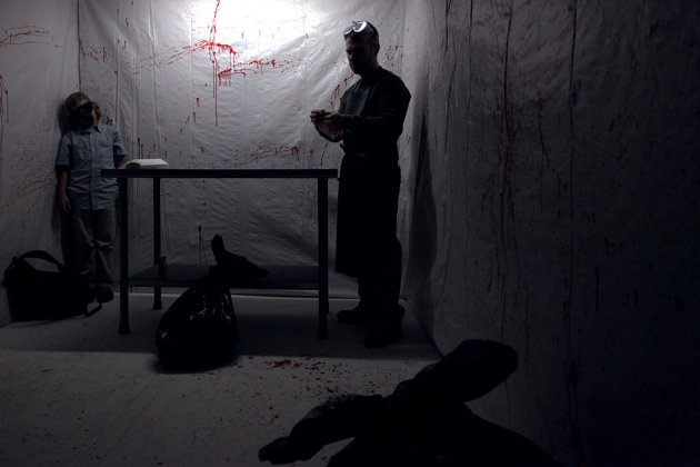 Scene from Killers: A Nightmare Haunted House (Photo: Siemond Chan)