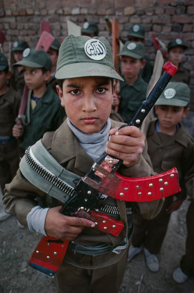 77 Best Children With Guns Images On Pinterest Soldiers