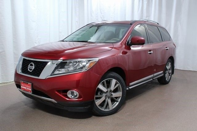 2014 Nissan Pathfinder SUV for sale Red Noland Pre-Owned Colorado Springs