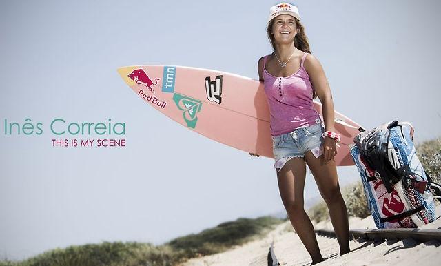 Inês Correia - This is my scene by Biostyles Productions. #Kite #Surf #Portugal Video da atleta portuguesa Inês Correia atual campeã mundial de kite surf (KSP).