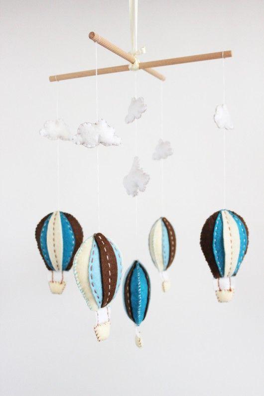 pokój dziecka - różne-Mobil Balony