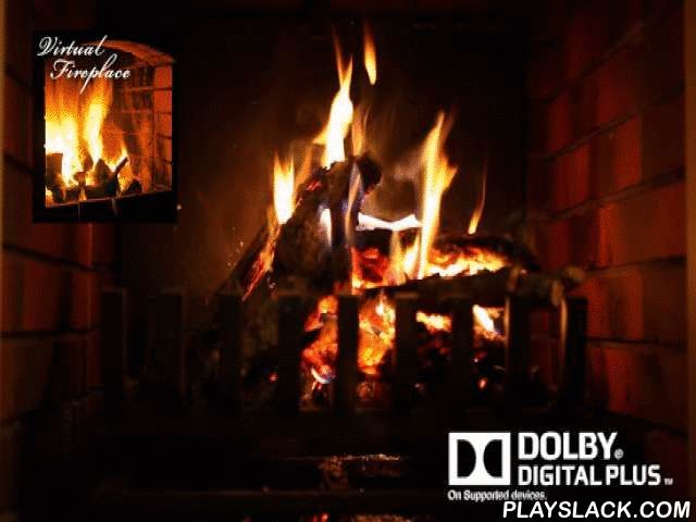 Virtual Fireplace  Android App - playslack.com , ★ Full screen ambient fireplaces..★ No annoying ADS / Intrusive permissions.★ Settings allow you to individually customize each fireplace.★ Change speed of flames to your liking.★ Select from various ambient background SFX.★ Classical music accompaniment.★ Set a sleep timer prop up your device fall asleep to a full screen fireplace.Free version includes one free fireplace, you can use in App-Purchase to unlock all the fireplaces for 99c
