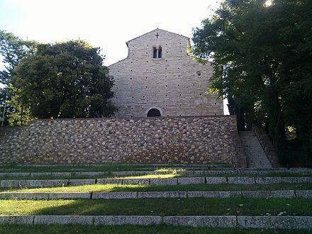 Montichiari (Bs)-Chiesa di S. Pancrazio