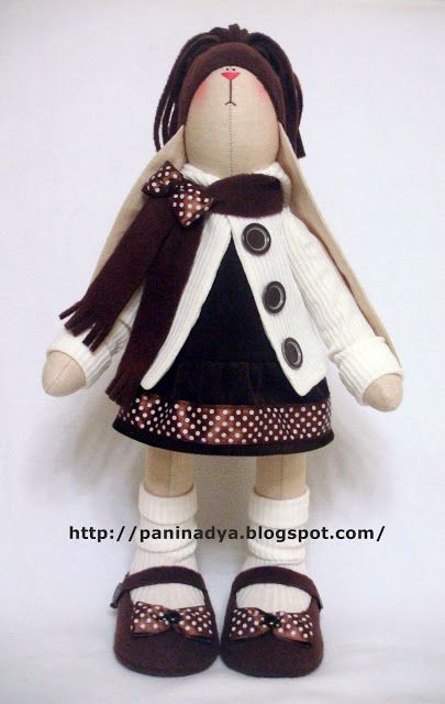 *Люблю шить. Надя Панькив*: ВЫКРОЙКА зайца, который умеет стоять
