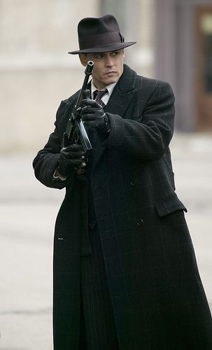 Public Enemies.....Johnny Depp :)