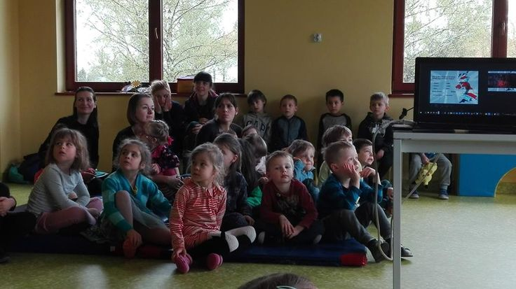 """w ramach cyklu spotkań - """"kultury świata"""", o Anglii opowiadali nam dzisiaj rodzice naszego przedszkolaka - Olivera :) www.przedszkoleswiatdziecka.edu.pl"""