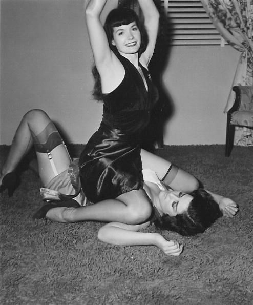 287 best Classic Pin-Up and Burlesque images on Pinterest ...