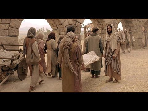 Jesus raises the son of the widow of Nain from death | Bible Videos | The Mormon Channel #Mormon #LDS #Bible