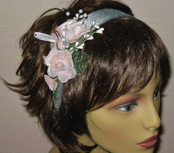 Easter Headbands For Girls And Ladies  Happy by SugarBearHair, $9.00