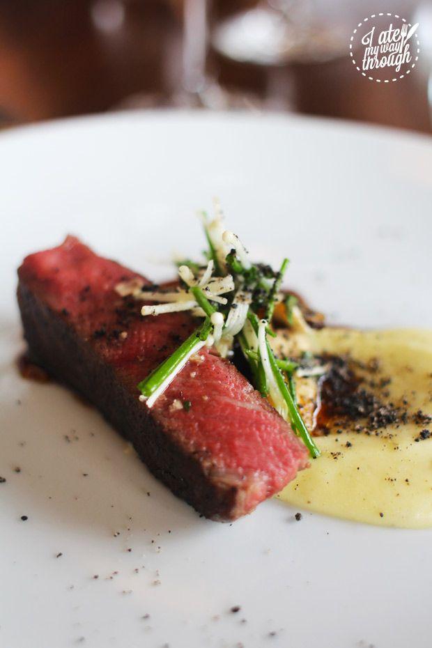 Aldi, Meat, Seafood, Degustation, Black by Ezard