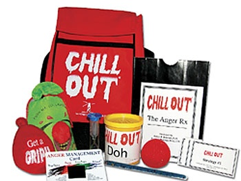 Chill Out Bag - wanna make this!