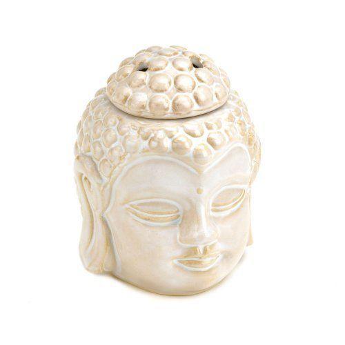 Buddha Head Serenity Oil Warmer