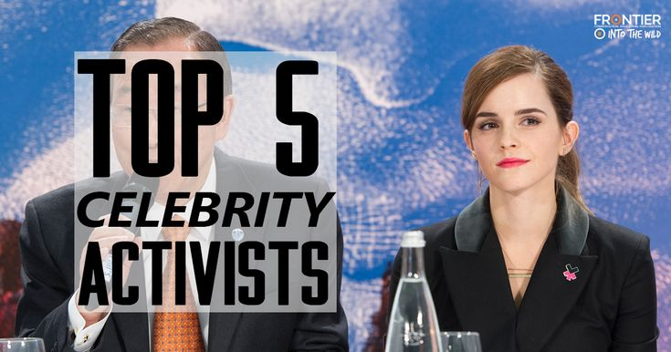 Human Rights: Celebrity campaigners - Look to the Stars