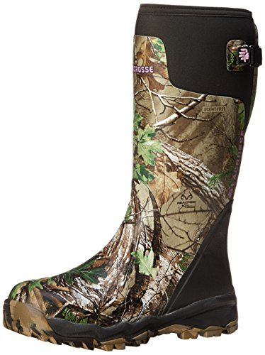 LaCrosse Women's Alphaburly Pro 15 Realtree APG Hunting Boot - OMJ Outdoors