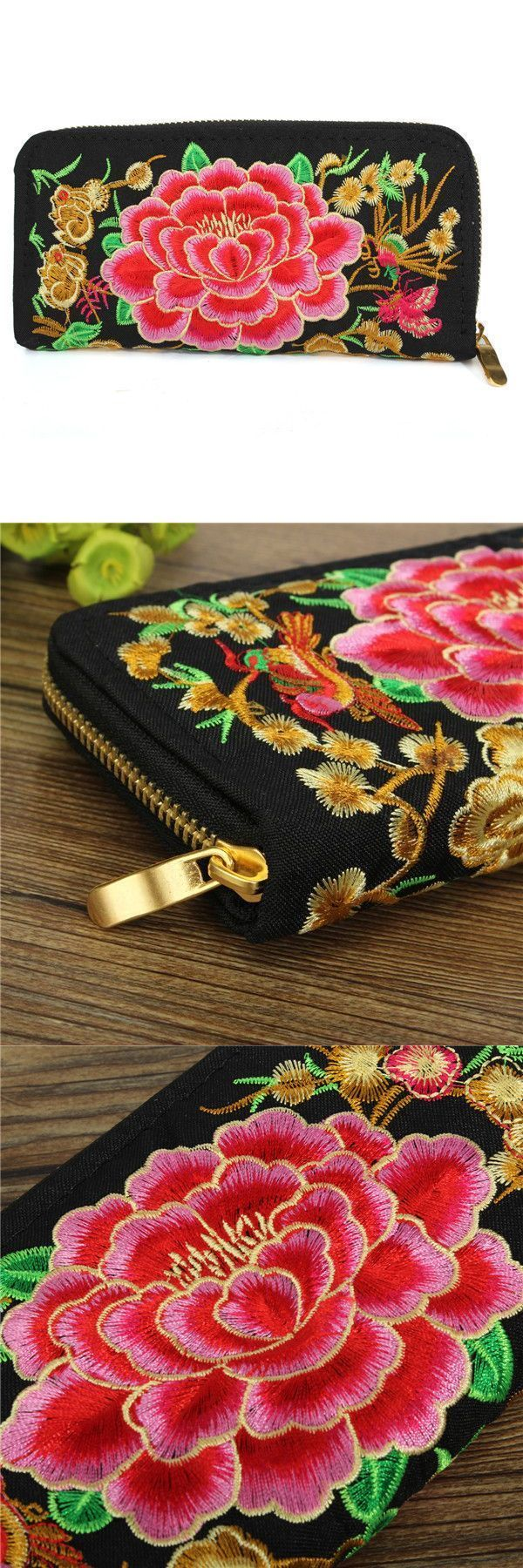 Women cotton tribe embroidered peony long wallet vintage flower purse clutches card holder class a wallets philippines #c #wonder #wallets #fallout #3 #wallets #halo #3 #wallets #k #london #wallets #wiki