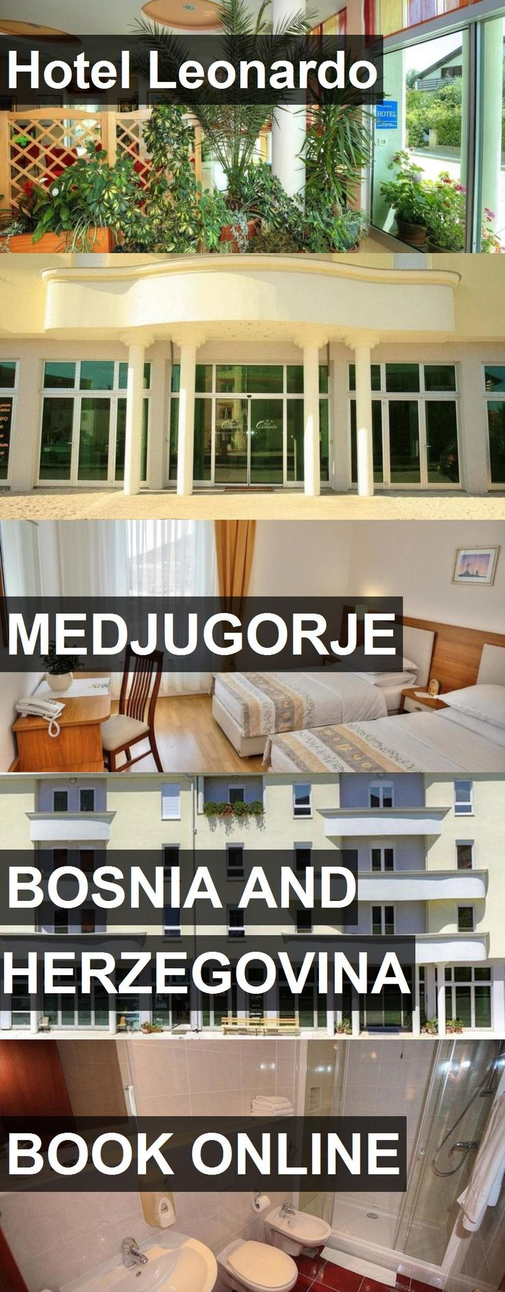 Hotel Hotel Leonardo in Medjugorje, Bosnia And Herzegovina. For more information, photos, reviews and best prices please follow the link. #BosniaAndHerzegovina #Medjugorje #HotelLeonardo #hotel #travel #vacation