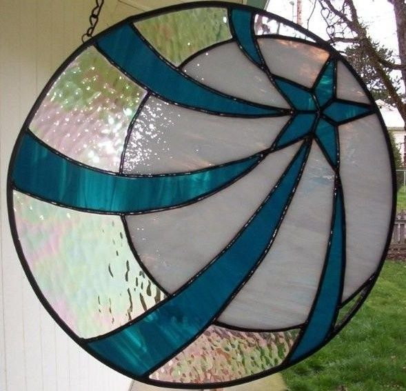 star stained glass pattern - Google Search