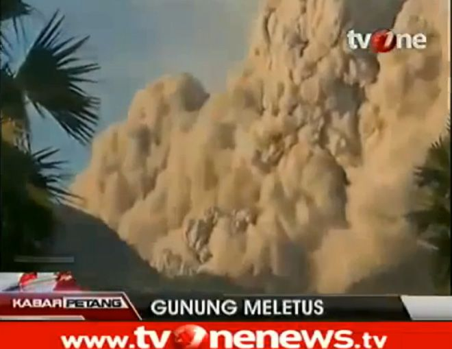Some grim news out of Indonesia today. An eruption from Rokatenda (also known as Paluweh) killed at least 5 people during what appears to be a pyroclastic flow that swept(video) from the active crater to the beaches below. Rokatenda is ...