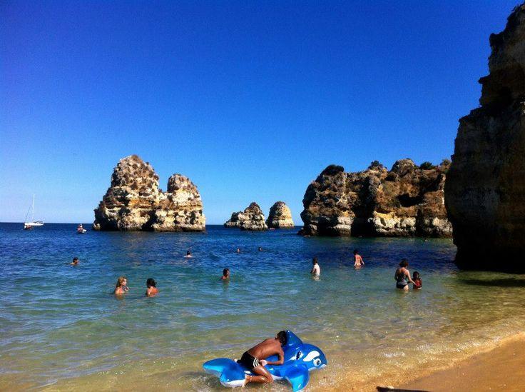 Portugal et ses belles plages de Lagos!