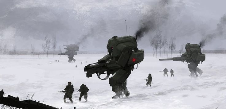 Rusian soldier