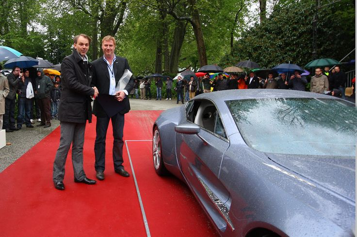 Foto de Aston Martin One-77 (14/20)