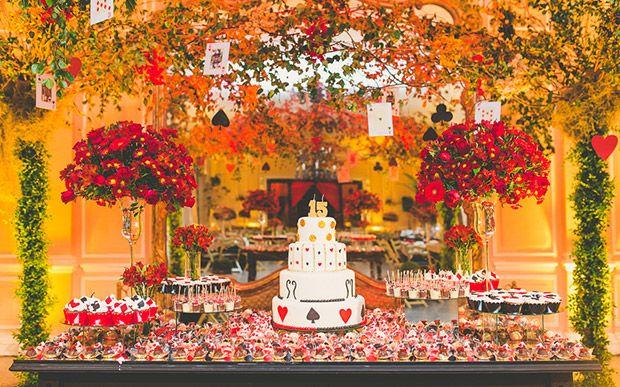 Decoracoes Para Festas 15 Anos: Inspiração Para Debutantes