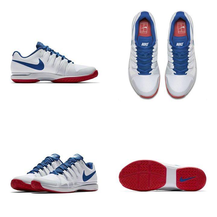 Roger Federer's Nike Vapors for Montreal and Cincinnati