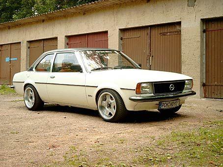Opel Ascona 16N http://gomotors.net/Opel/Opel-Ascona-16N.html