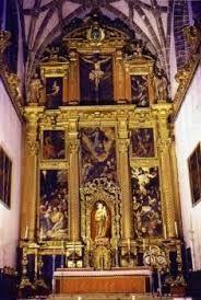 Buenos días amig@s!! Te gustaría conocer la historia de este retablo?  Esta tarde a las 18:00 horas te esperamos en Plaza de España!!