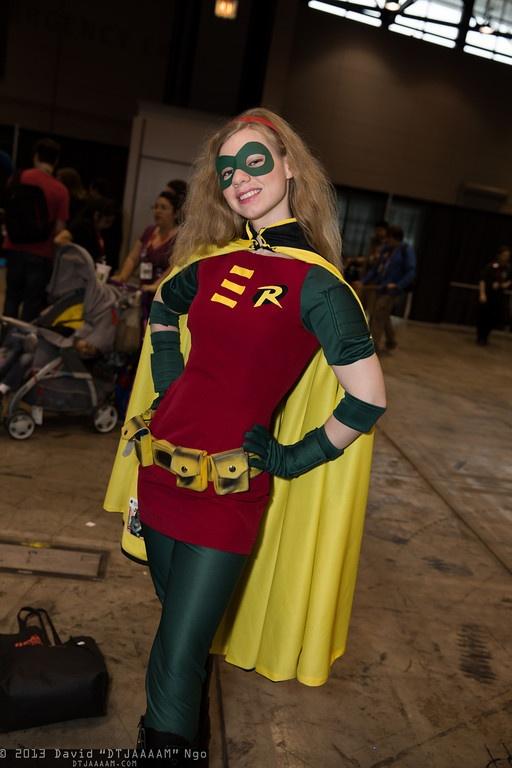 Robin, C2E3 2013