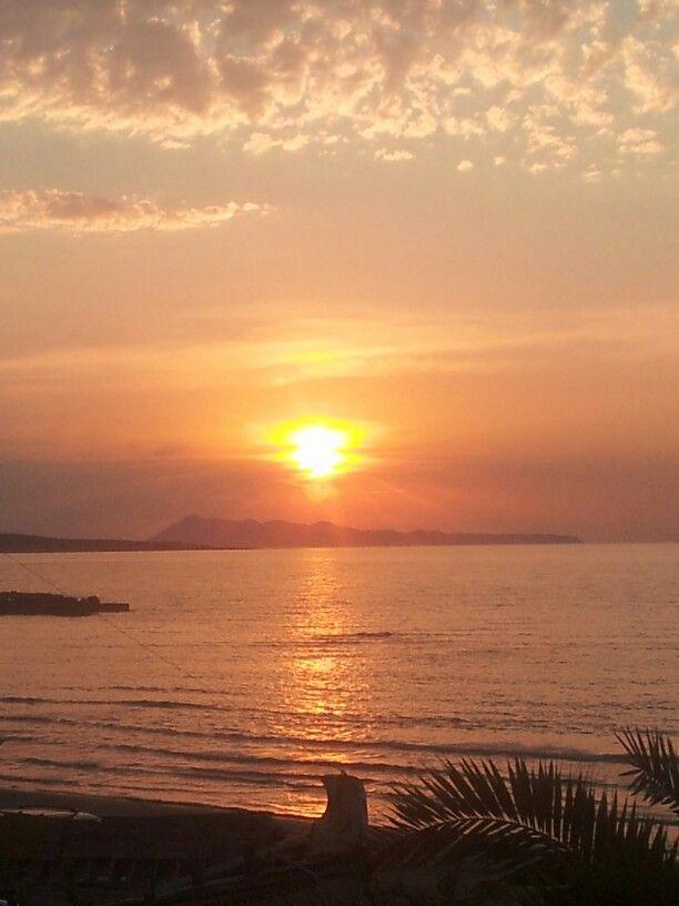 Sunset ♥ ( corfu, agios stefanos )