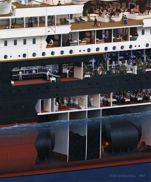 Titanic: The Art of Ken Marschall | National Geographic Channel