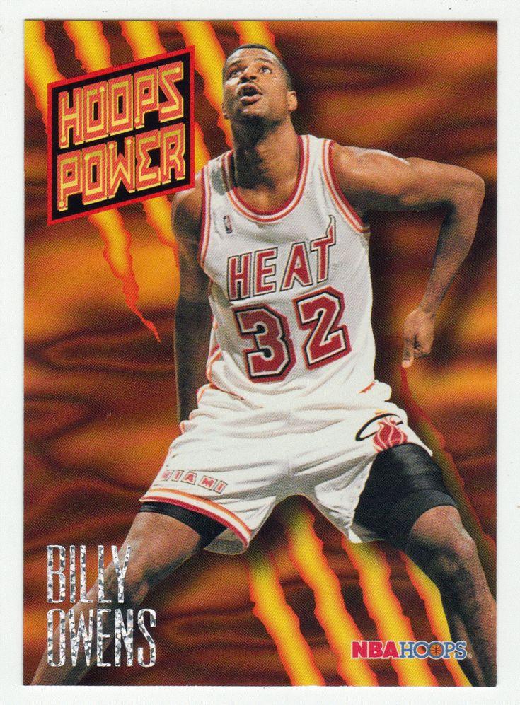 Billy Owens # PR 28 - 1994-95 Skybox Hoops Basketball Power Ratings