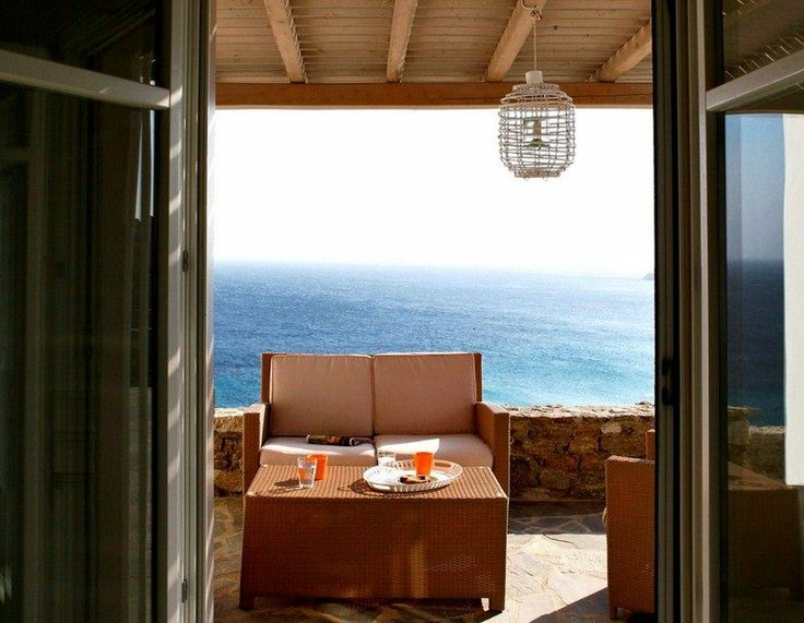 Elia White Residence Balcony