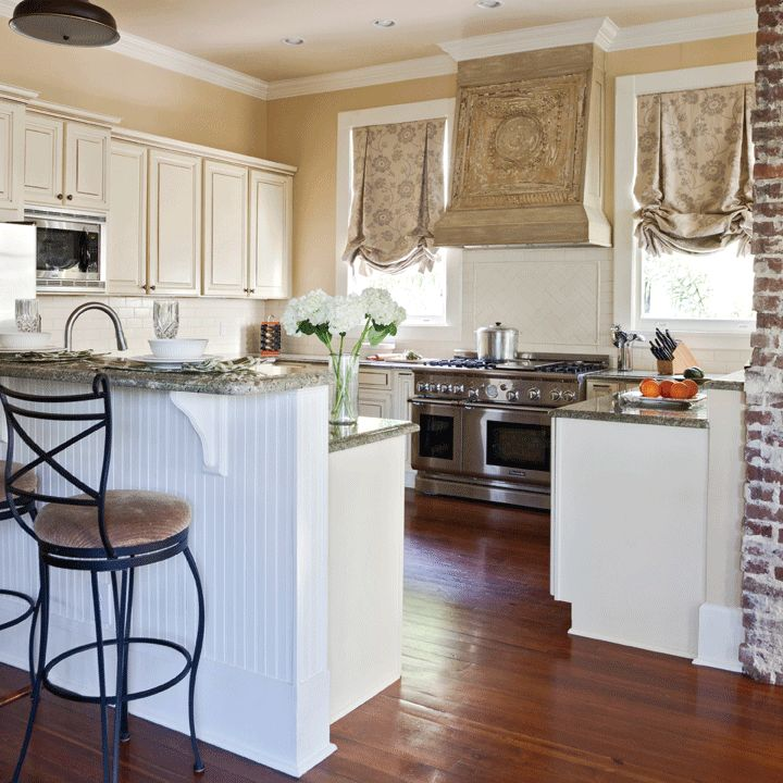 Jlno kitchen tour new orleans homes lifestyles for New orleans style kitchen