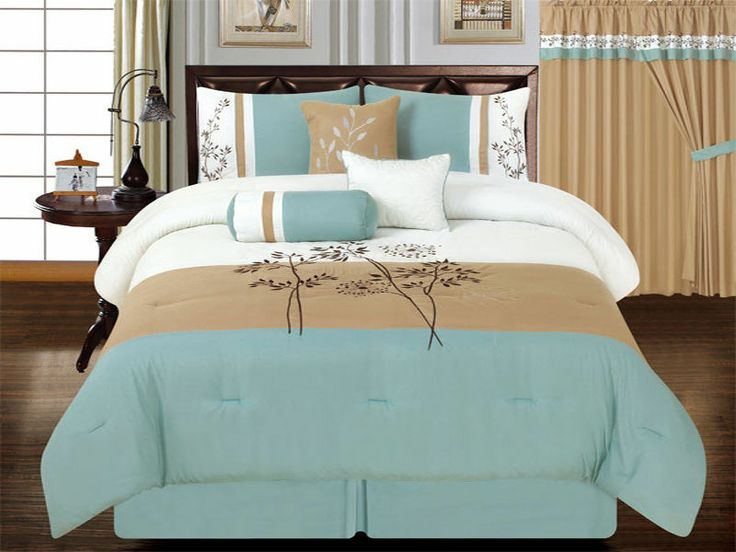 25 Best Ideas About Brown Comforter On Pinterest Brown Bedding Black Curtains Bedroom And