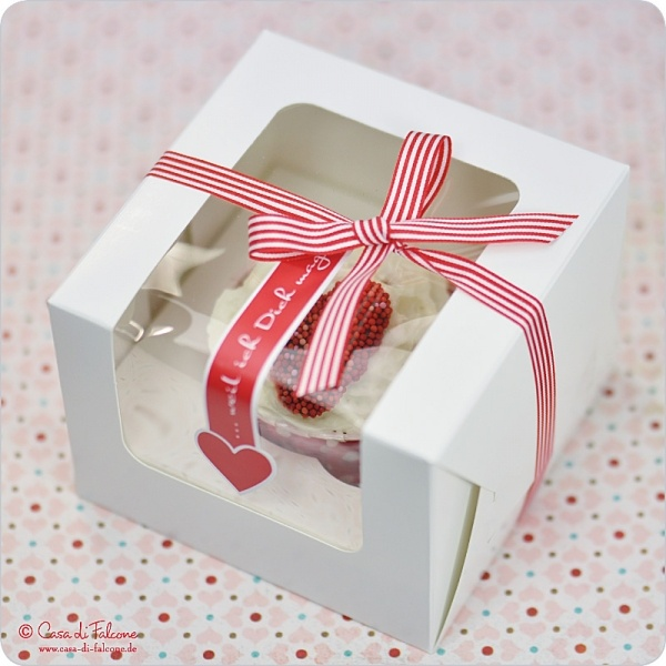 Cake Box Wrapping Ideas