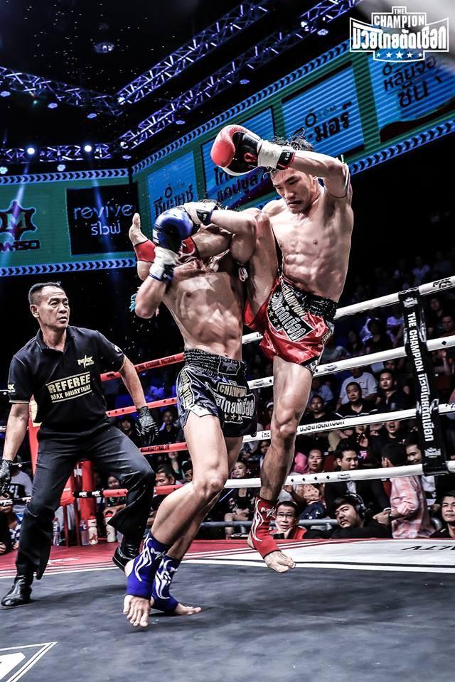 Muay Thai makes you fly | Martial arts, Muay thai, Kickboxing
