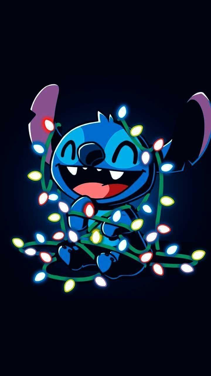 Lilo And Stitch Christmas Wallpaper : stitch, christmas, wallpaper, Tapety, Martunia, 💙22, Stich💙, Disney, Wallpaper,, Cartoon, Wallpaper