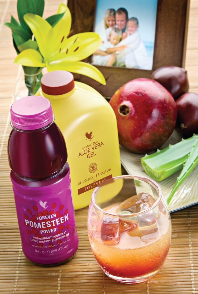 A refreshing drink any time of the day :)    http://trudy.myflpbiz.com
