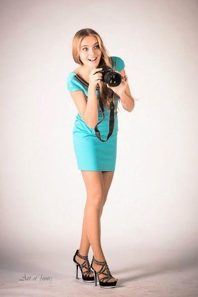 Beautiful Russian Teen In Pantyhose