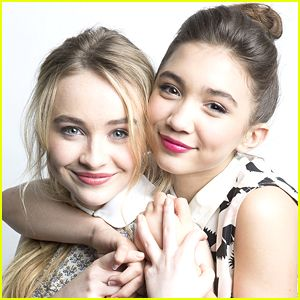Girl Meets World stars Rowan Blanchard and Sabrina Carpenter are really taking over the world -- they just booked two ...
